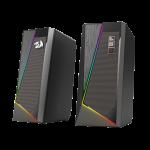 Caixa de som gamer Redragon Anvil RGB GS520