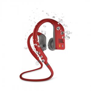 Fone de ouvido JBL Endurance Sprint Vermelho