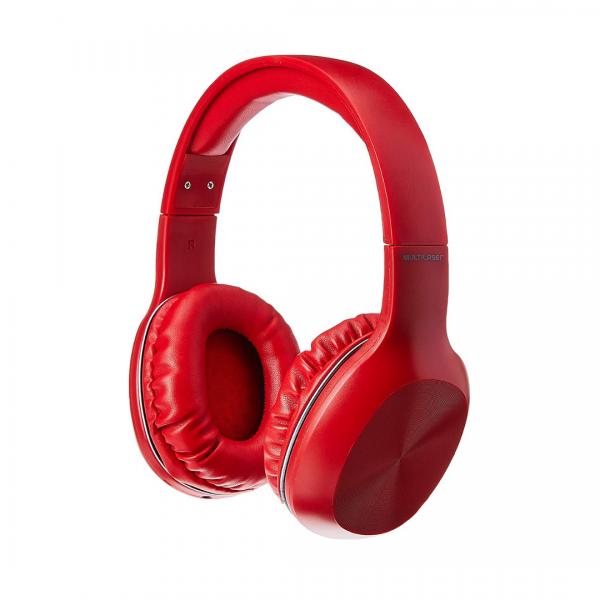 Fone de ouvido Multilaser P2 Vermelho PH248