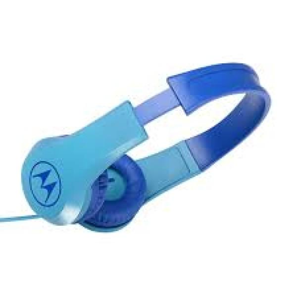Fone de ouvido Squad 200 Motorola Infantil - Azul - cód. 10545