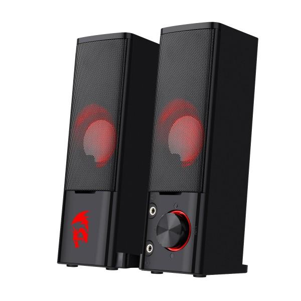 Caixa de som Redragon Sound gamer Orpheus GS550
