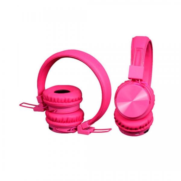 Headphone Kimaster K3 Rosa