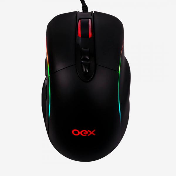 Mouse Titan MS 318 Oex Brasil