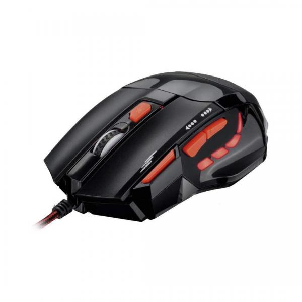 Mouse Multilaser Gamer MO236