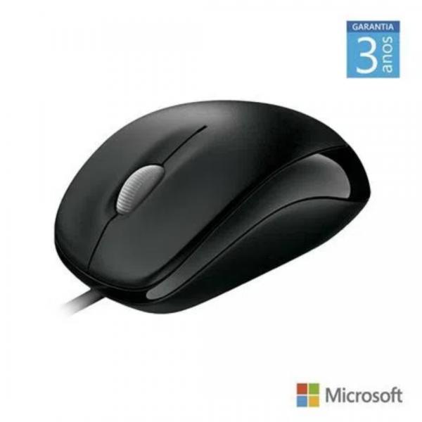 Mouse Microsoft Com Fio Compact U8100010