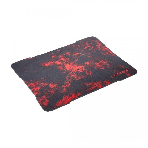 Mouse Pad Multilaser Warrior Gamer Vermelho AC286