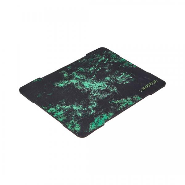 Mouse pad Multilaser Warrior Gamer Verde AC287