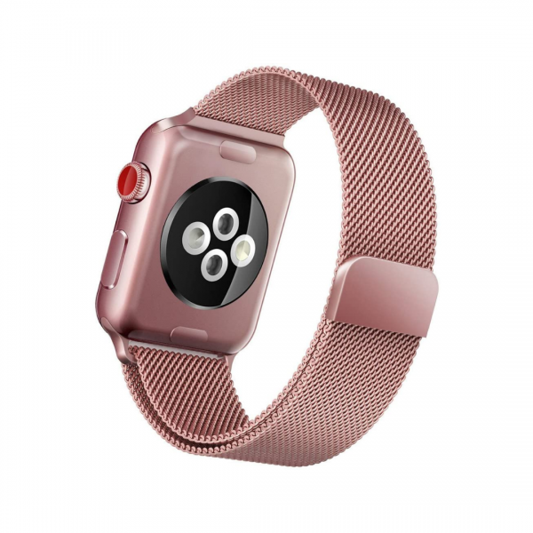 Pulseira Apple watch milanese 42mm