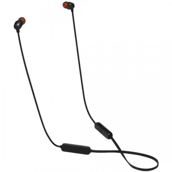 Fone de ouvido JBL Bluetooth T115 BT Preto