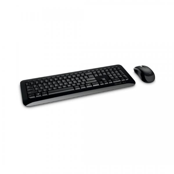 Teclado e mouse Microsoft sem fio PY900021