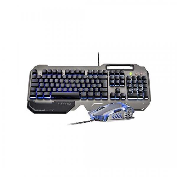 Teclado e mouse gamer Multilaser Ragnar TC223