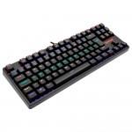 Teclado gamer mecânico Redragon OAKSA K576R