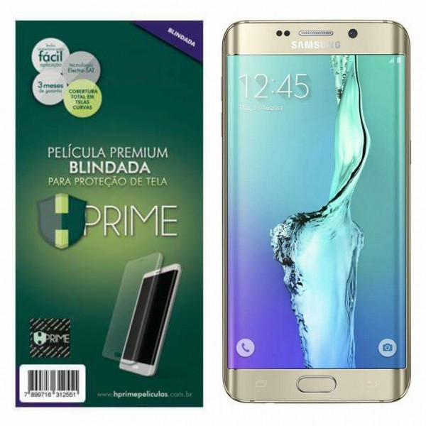 Película Blindada HPrime Plus Sam S6 Edge Plus