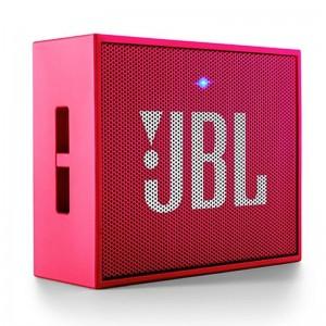 Caixa De Som Jbl Go Pink