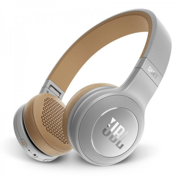 Headphone Jbl Bluetooth Duet bt Cinza