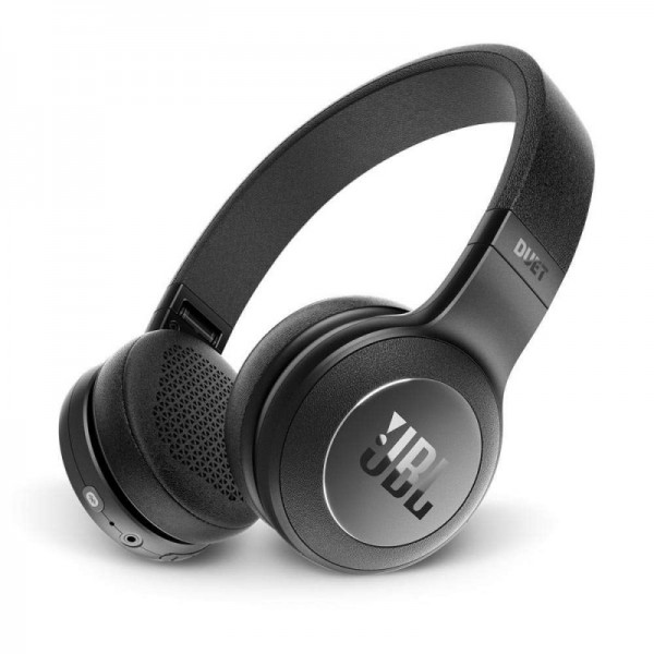 Headphone Jbl Bluetooth Duet bt Preto