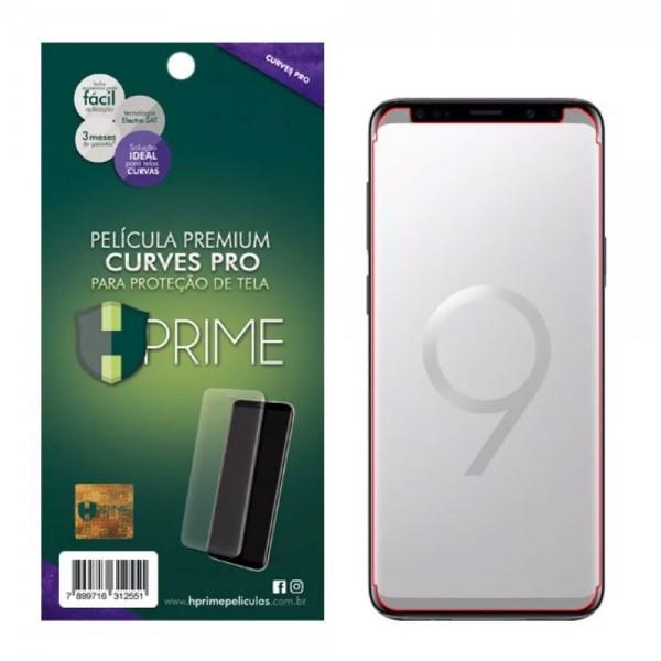Kit Película Blindada + Capa Samsung Pro S9 Plus