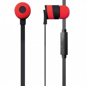 Fone de Ouvido Intra Auricular Easy Red