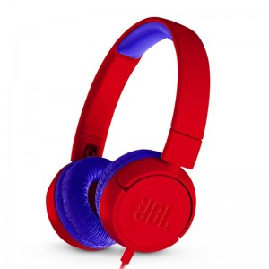 Headphone Jbl Jr300 Red