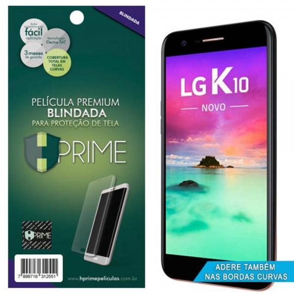 Película Blindada HPrime Pro Lg K10 2017