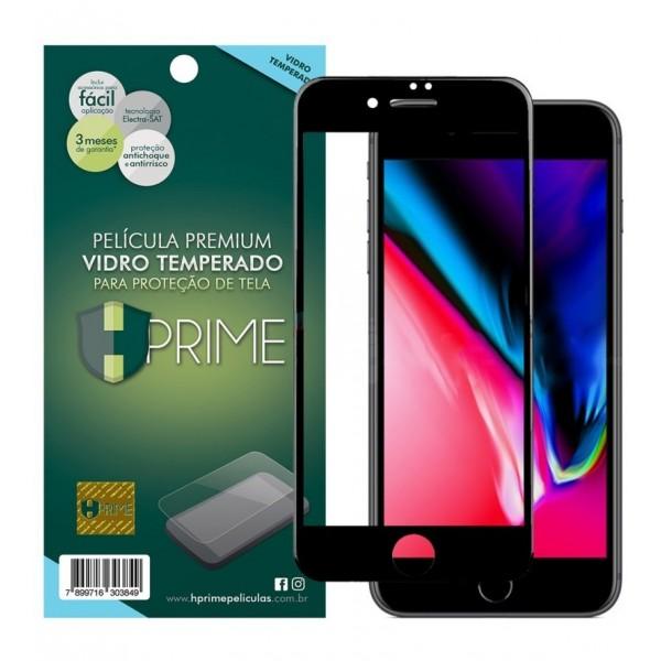 Película 6D HPrime Apple Ip7/8 Preto